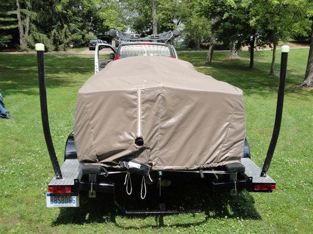 Custom Boat Covers Sun And Shade Awnings For Retractable