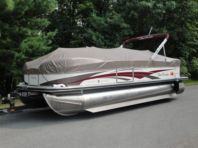 Custom Boat Covers | Sun and Shade Awnings for retractable ...