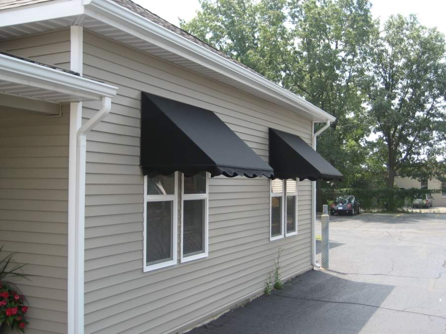 awnings with awning copper sides classic house the